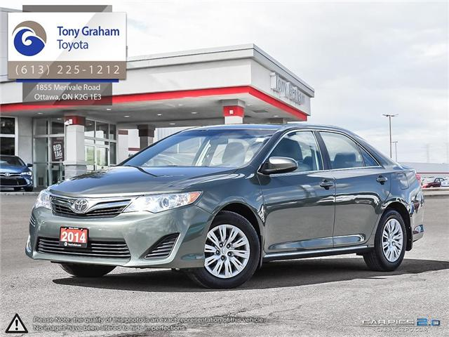 2014 Toyota Camry LE (Stk: E7612) in Ottawa - Image 1 of 27