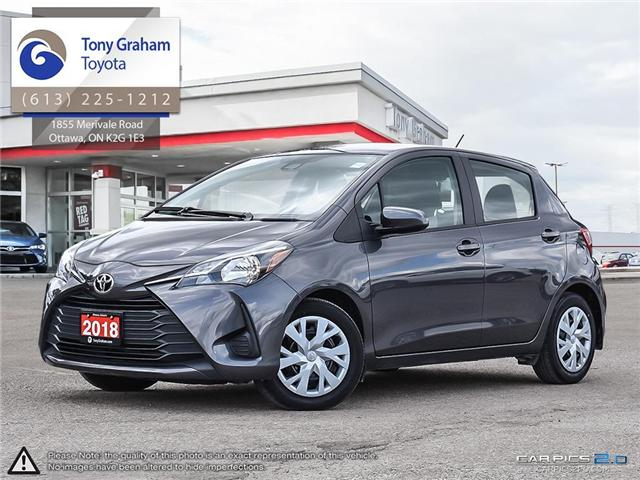 2018 Toyota Yaris LE (Stk: U9014) in Ottawa - Image 1 of 27