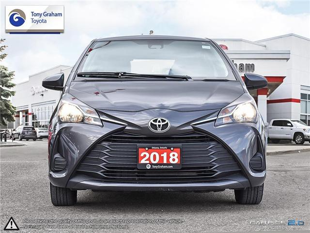 2018 Toyota Yaris LE (Stk: U9014) in Ottawa - Image 2 of 27