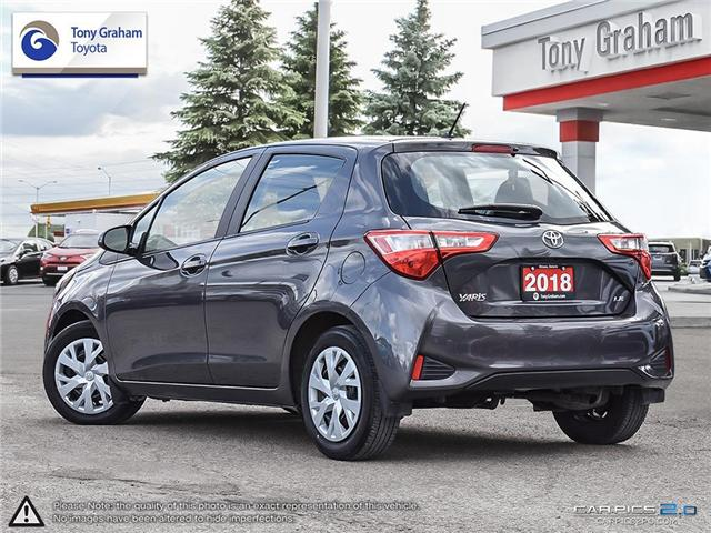 2018 Toyota Yaris LE (Stk: U9014) in Ottawa - Image 4 of 27