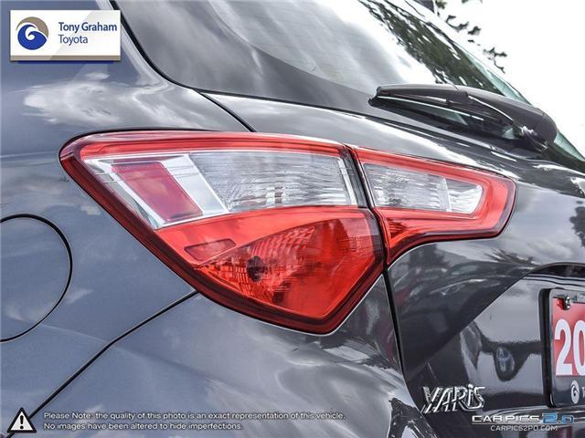 2018 Toyota Yaris LE (Stk: U9014) in Ottawa - Image 12 of 27