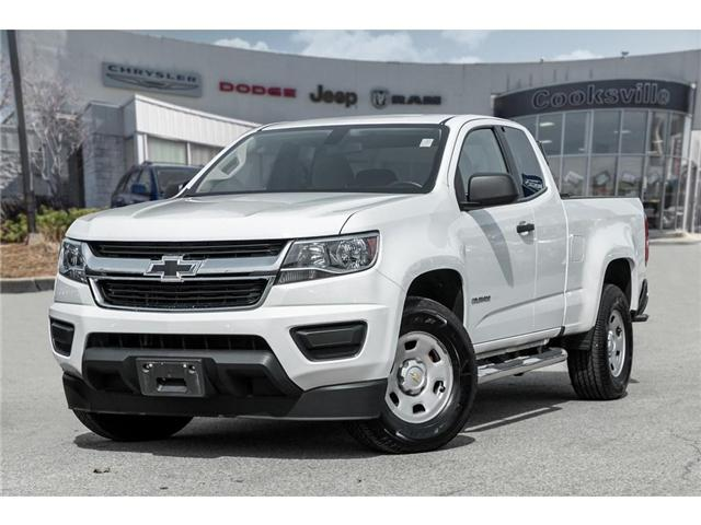 2018 Chevrolet Colorado WT (Stk: 7754P) in Mississauga - Image 1 of 20