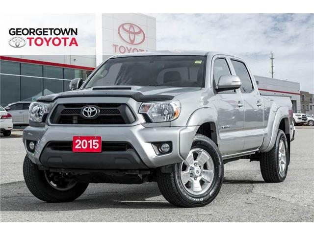 2015 Toyota Tacoma V6 (Stk: 15-31531) in Georgetown - Image 1 of 20