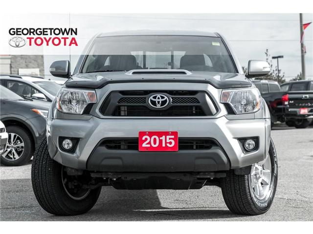 2015 Toyota Tacoma V6 (Stk: 15-31531) in Georgetown - Image 2 of 20