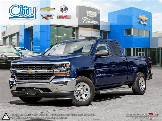 2018 Chevrolet Silverado 1500 LS (Stk: 2831840) in Toronto - Image 1 of 26