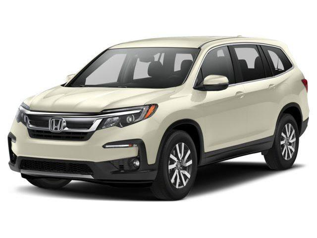 2019 Honda Pilot EX-L Navi (Stk: H25444) in London - Image 1 of 2