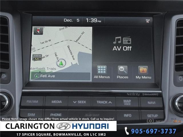 2018 Hyundai Tucson SE 1.6T (Stk: 18665) in Clarington - Image 19 of 23