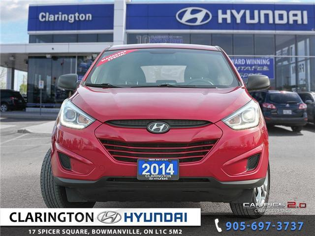 2014 Hyundai Tucson GL (Stk: U774) in Clarington - Image 2 of 27