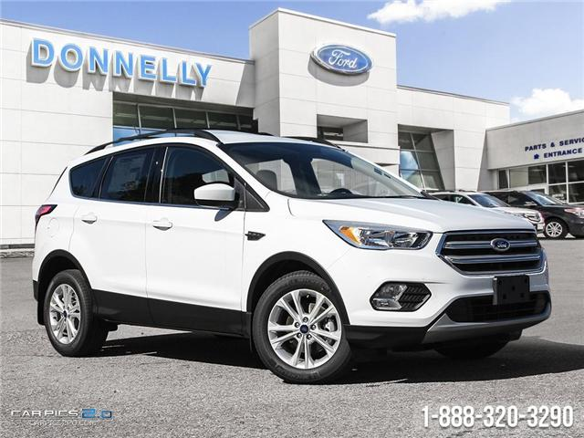 2018 Ford Escape SE (Stk: DR2029) in Ottawa - Image 1 of 27