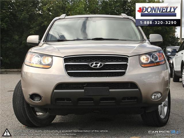 2007 Hyundai Santa Fe  (Stk: DUR5620B) in Ottawa - Image 2 of 28