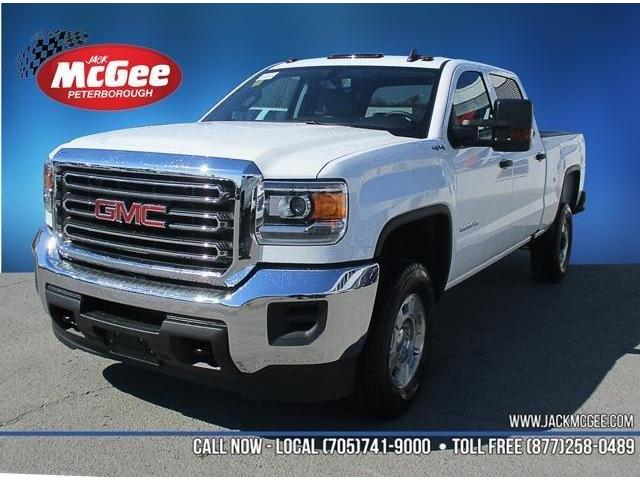 2019 GMC Sierra 2500HD Base (Stk: 19119) in Peterborough - Image 1 of 3