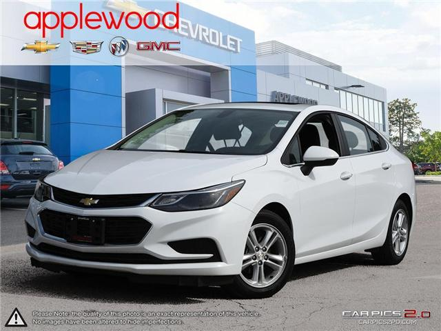 2018 Chevrolet Cruze LT Auto (Stk: 777A) in Mississauga - Image 1 of 27