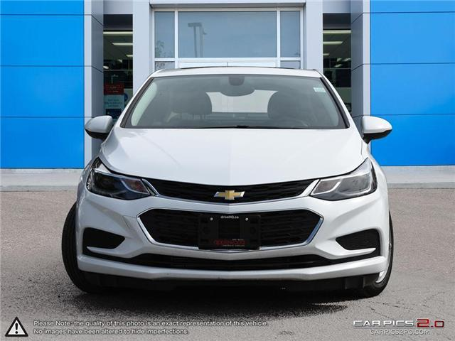 2018 Chevrolet Cruze LT Auto (Stk: 777A) in Mississauga - Image 2 of 27