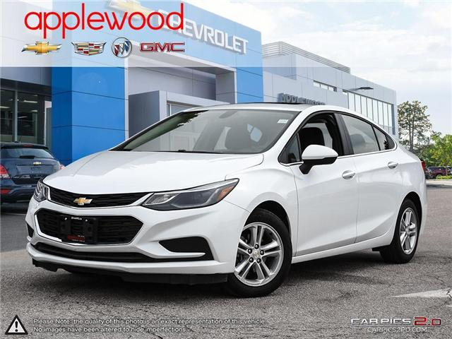 2018 Chevrolet Cruze LT Auto (Stk: 9957A) in Mississauga - Image 1 of 27