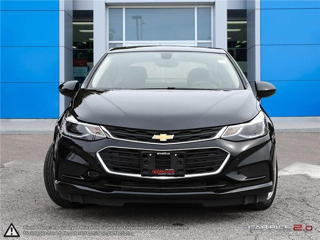 2018 Chevrolet Cruze LT Auto (Stk: 596A) in Mississauga - Image 2 of 27