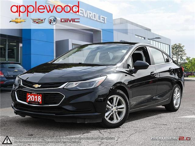 2018 Chevrolet Cruze LT Auto (Stk: 2048A) in Mississauga - Image 1 of 27