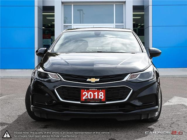 2018 Chevrolet Cruze LT Auto (Stk: 2048A) in Mississauga - Image 2 of 27