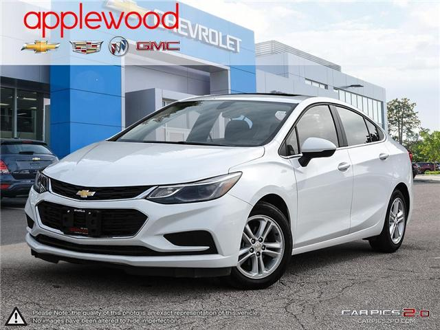 2018 Chevrolet Cruze LT Auto (Stk: 783A) in Mississauga - Image 1 of 27