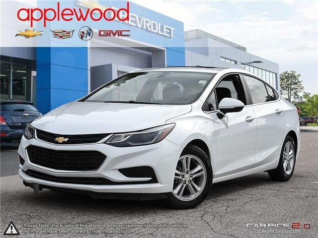2018 Chevrolet Cruze LT Auto (Stk: 9756A) in Mississauga - Image 1 of 27