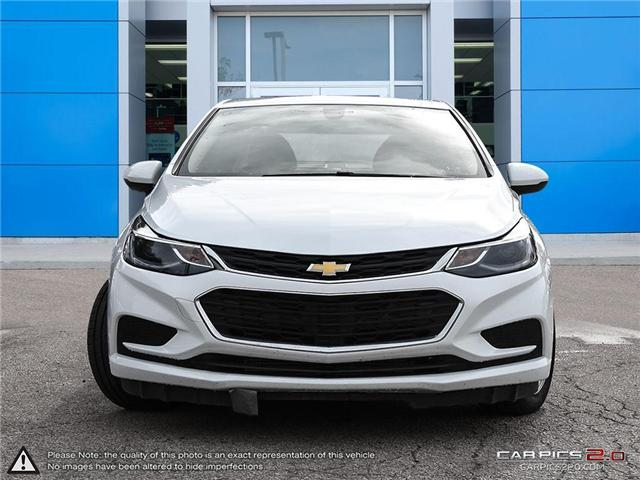 2018 Chevrolet Cruze LT Auto (Stk: 9756A) in Mississauga - Image 2 of 27