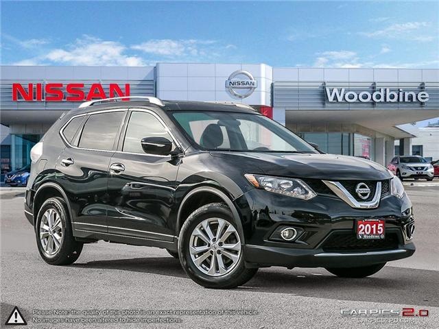 2015 Nissan Rogue SV (Stk: P7106) in Etobicoke - Image 1 of 23