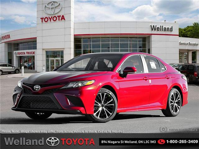 2018 Toyota Camry XSE (Stk: CAM5754) in Welland - Image 1 of 23