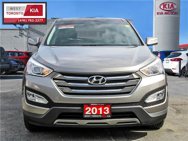 2013 Hyundai Santa Fe Sport 2.4 Luxury (Stk: P406) in Toronto - Image 2 of 28