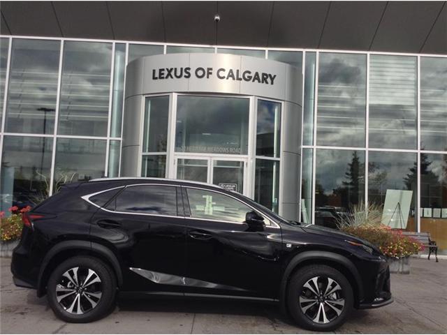 2019 Lexus NX 300 Base (Stk: 190077) in Calgary - Image 1 of 10
