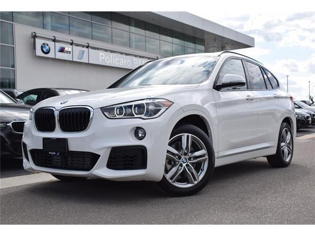 2018 BMW X1 xDrive28i (Stk: 8F03927) in Brampton - Image 1 of 12