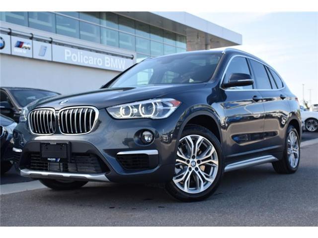 2018 BMW X1 xDrive28i (Stk: 8H30284) in Brampton - Image 1 of 12
