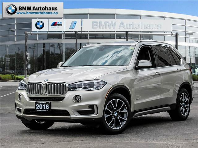 2016 BMW X5 xDrive35i (Stk: P8525) in Thornhill - Image 1 of 27