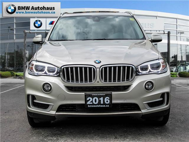 2016 BMW X5 xDrive35i (Stk: P8525) in Thornhill - Image 2 of 27