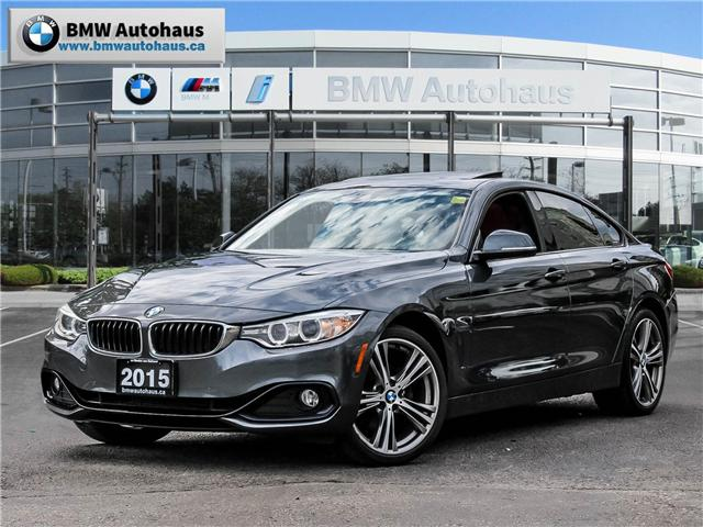 2015 BMW 428i xDrive Gran Coupe (Stk: P8529) in Thornhill - Image 1 of 25