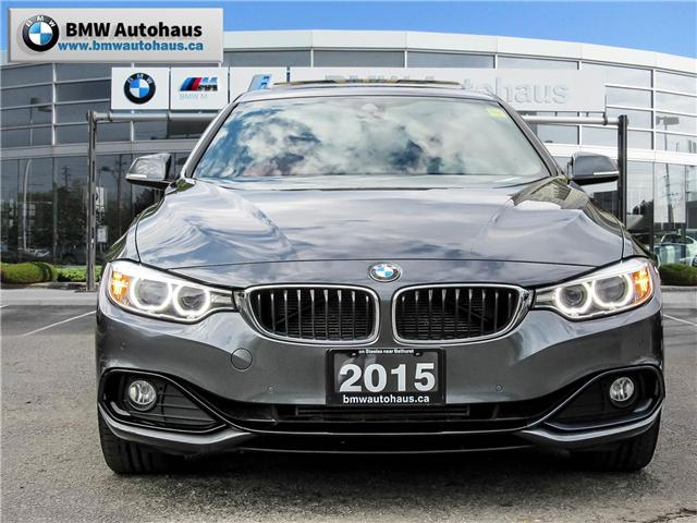 2015 BMW 428i xDrive Gran Coupe (Stk: P8529) in Thornhill - Image 2 of 25