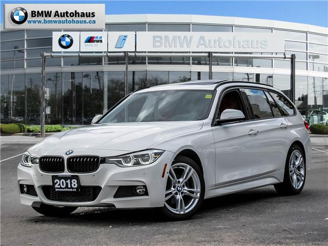 2018 BMW 328d xDrive Touring (Stk: P8533) in Thornhill - Image 1 of 26