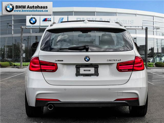 2018 BMW 328d xDrive Touring (Stk: P8533) in Thornhill - Image 6 of 26