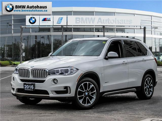 2016 BMW X5 xDrive35i (Stk: P8535) in Thornhill - Image 1 of 21