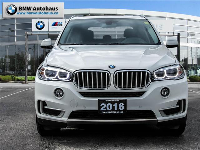 2016 BMW X5 xDrive35i (Stk: P8535) in Thornhill - Image 2 of 21