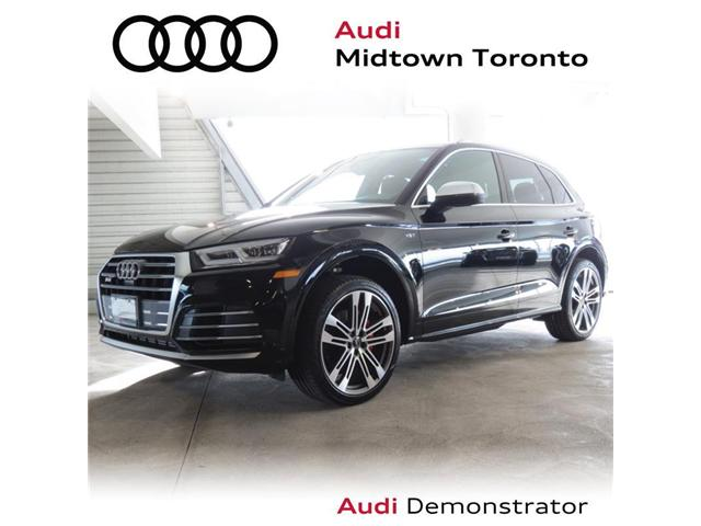 2018 Audi SQ5 3.0T Technik (Stk: AU5064) in Toronto - Image 1 of 22