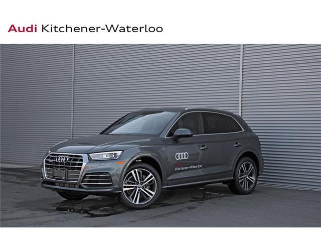 2018 Audi Q5 2.0T Progressiv (Stk: AQ3298) in Kitchener - Image 1 of 20