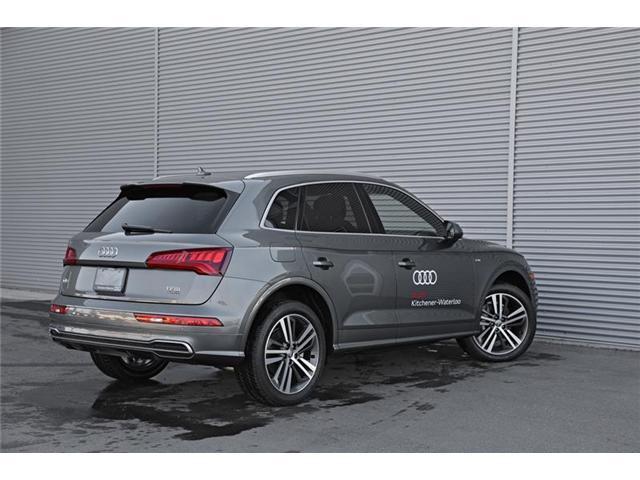 2018 Audi Q5 2.0T Progressiv (Stk: AQ3298) in Kitchener - Image 2 of 20
