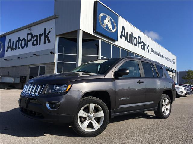 2016 Jeep Compass Sport/North (Stk: 16-62728RJB) in Barrie - Image 1 of 25