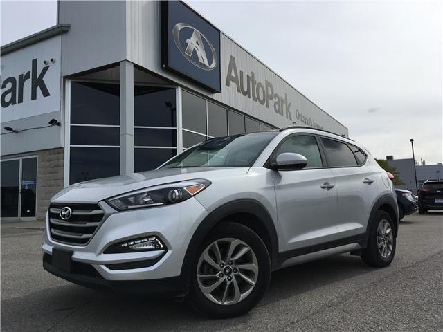 2017 Hyundai Tucson SE (Stk: 17-55774RJB) in Barrie - Image 1 of 29