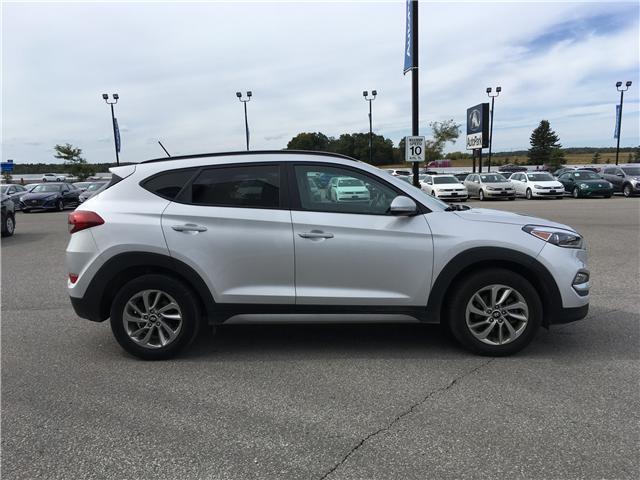 2017 Hyundai Tucson SE (Stk: 17-55774RJB) in Barrie - Image 4 of 29
