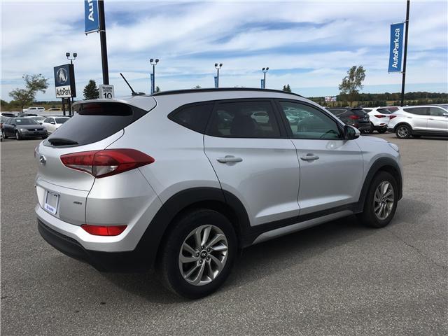 2017 Hyundai Tucson SE (Stk: 17-55774RJB) in Barrie - Image 6 of 29