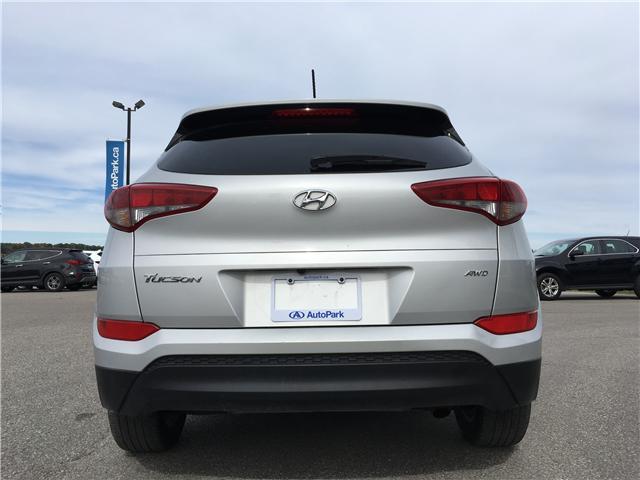2017 Hyundai Tucson SE (Stk: 17-55774RJB) in Barrie - Image 7 of 29
