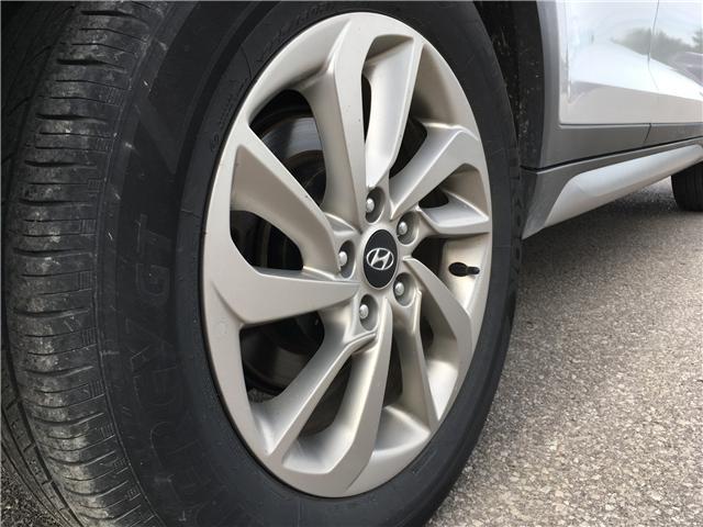 2017 Hyundai Tucson SE (Stk: 17-55774RJB) in Barrie - Image 11 of 29