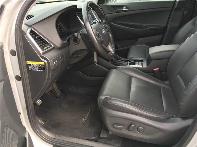 2017 Hyundai Tucson SE (Stk: 17-55774RJB) in Barrie - Image 14 of 29
