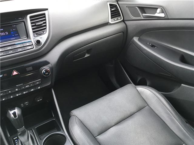 2017 Hyundai Tucson SE (Stk: 17-55774RJB) in Barrie - Image 25 of 29