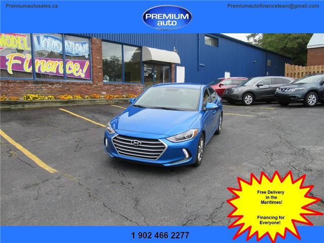 2017 Hyundai Elantra GL (Stk: 331697) in Dartmouth - Image 1 of 20